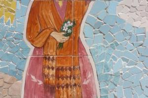 Beyaz Bir Fille Güvercinin Evliliği: Frida Kahlo