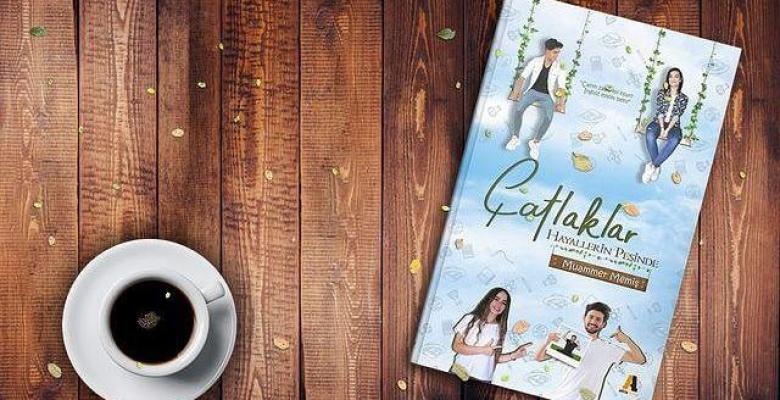 Muammer Memiş'in yeni kitabı Çatlaklar Hayallerin Peşinde Çıktı