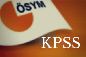 2018 KPSS – Lisans, Ön Lisans ve Ortaöğretim Branş Bazında Sıralamalar