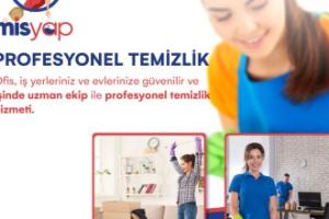 Ev ve Ofislerde Fark Yaratan Temizlik Uygulamaları