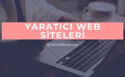 Yaratıcı Web Siteleri