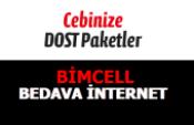 Bimcell 1 GB Bedava İnternet
