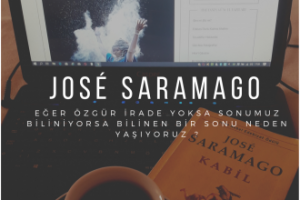 Jose Saramago – Kabil Kitap Yorumu