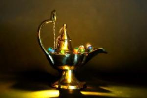 Alaattin'in Sihirli Lambası