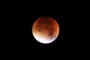 Yengeç burcunda parçalı Ay tutulması!