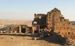 Zerzevan Kalesi Tapınaktaki Sır