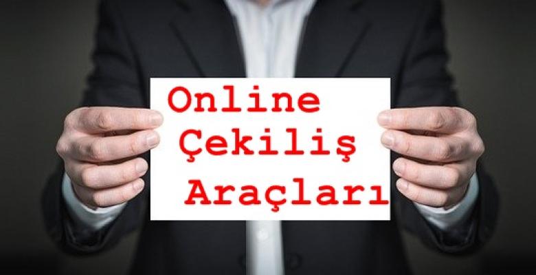 Ücretsiz Online Çekiliş Yapma Araçları