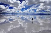 Salar De Uyuni Dünyanın En Büyük Aynası