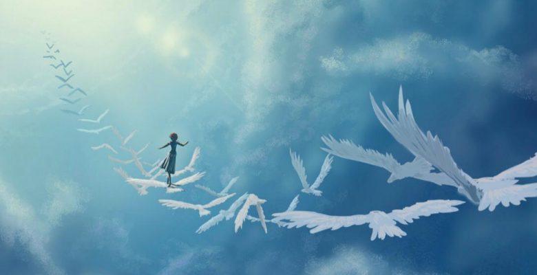 Rüzgardan kanatlarım var benim