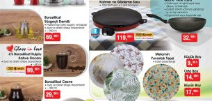 Bim 14 Ağustos 2020 Aktüel Ürünler Kataloğu