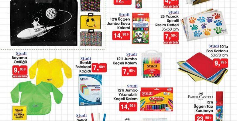 Bim Aktüel Ürünler Kataloğu ( 21 – 28 Ağustos 2020 )