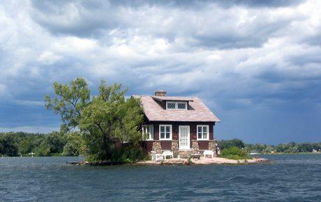 Dünyanın En Küçük Adası