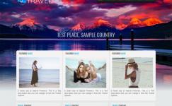 WordPress Ücretsiz Tur ve Seyahat Temaları