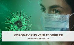 Koronavirüs Yeni Tedbirler Sıkça Sorulan Sorular