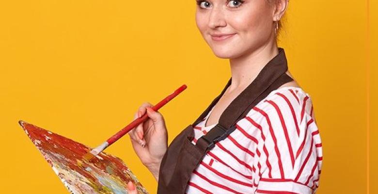 Sanatçılar için Sanat Malzemeleri