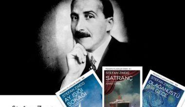 Stefan Zweig 'in İlgi Çeken Kitapları