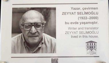 Zeyyat Selimoğlu Denizlerin Adamı