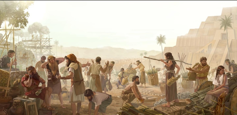 Babil ve Babil Kulesi'nin Öyküsü - BİRİKTİRDİKLERİM