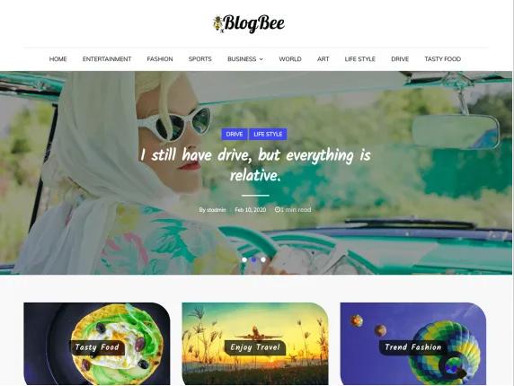 blogbee-wordpress-themes