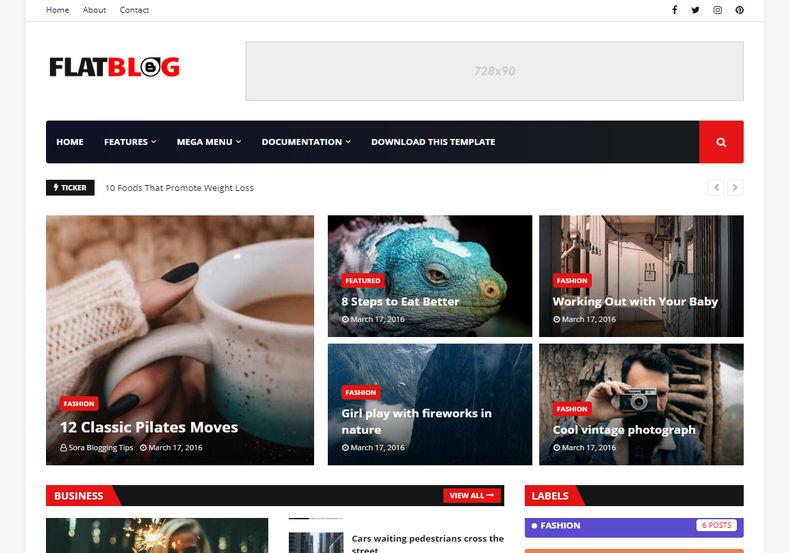 flatblog-blogger-theme