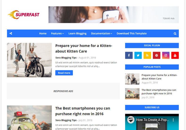 superfast-blogger-temasi